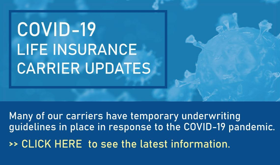 COVID-19 Homepage Carrier Updates